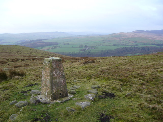 North Nab trig