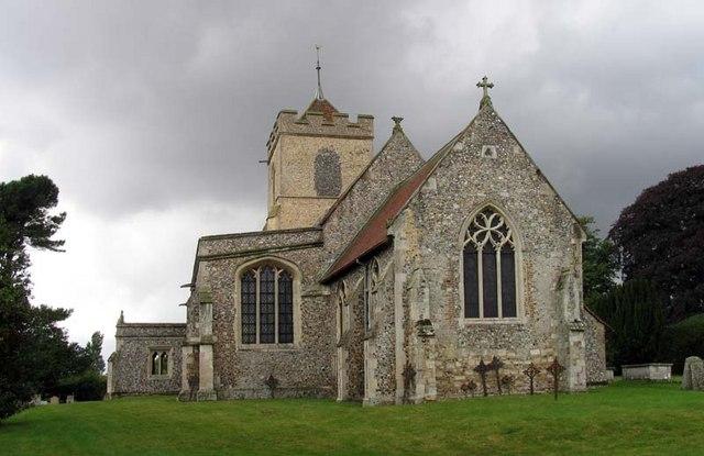 St Andrew, Buckland, Herts