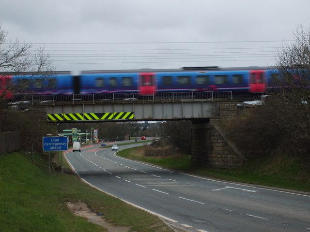 Train South