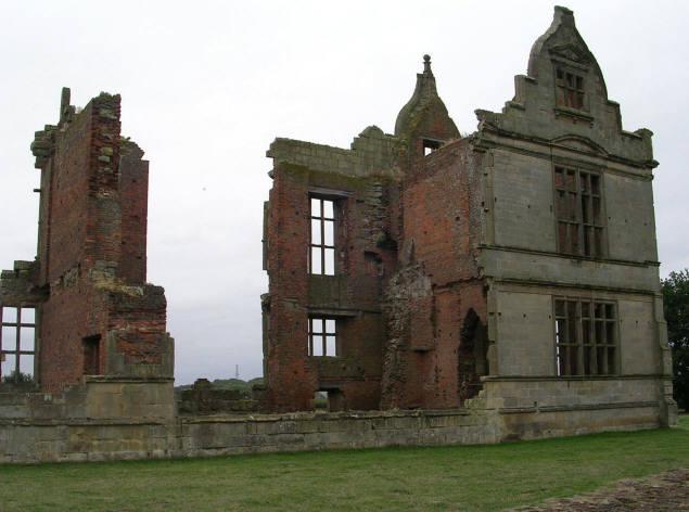 Elizabethan House, Moreton Corbet