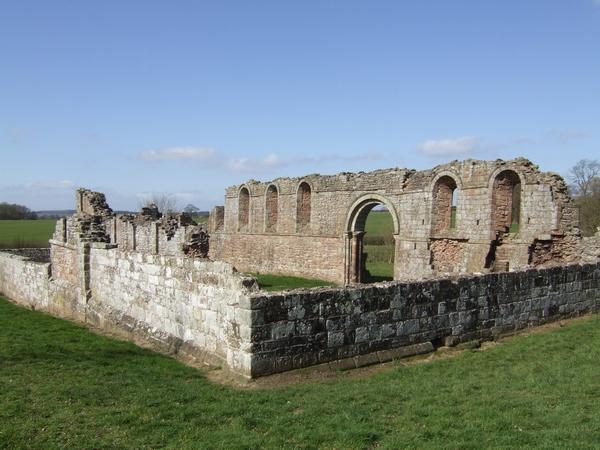 Whiteladies Priory