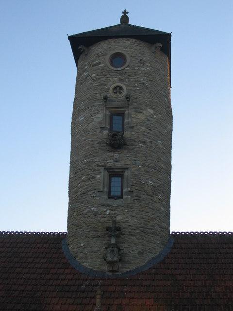 The Pumpkin Tower