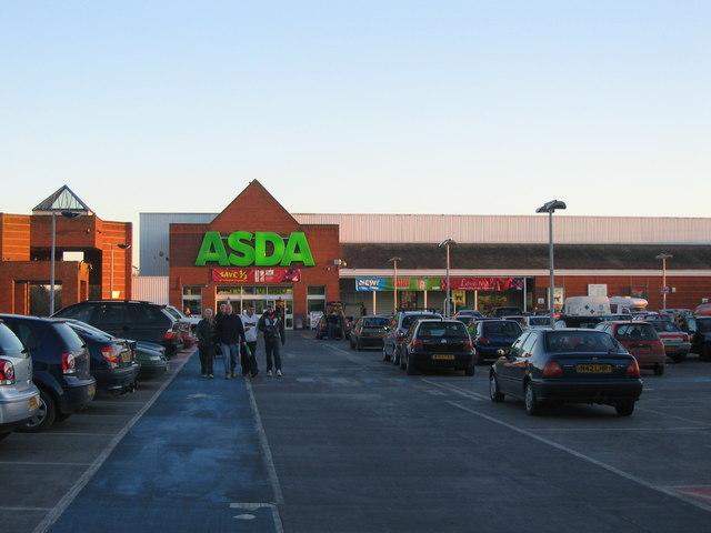 ASDA, Trowbridge