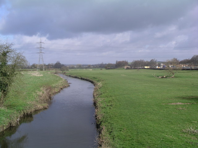A view of the Trent