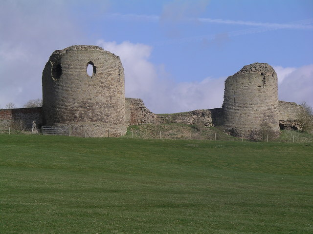 Another View of Chartley Castle