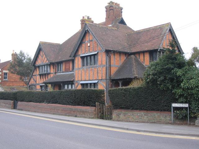 The Almshouses, Islington