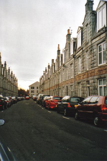 Wallfield Place, Aberdeen