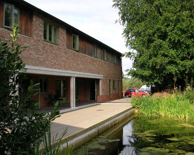 Preston Montford Field Centre - Darwin Building