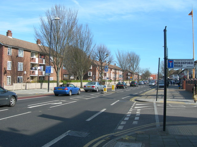 The Broadway, Southall