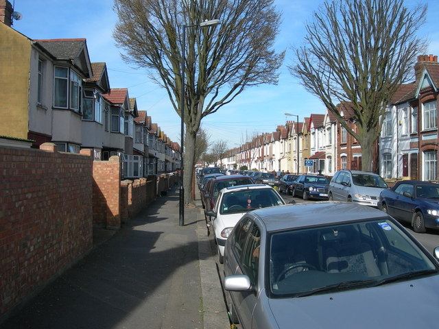 Woodlands Road, Southall