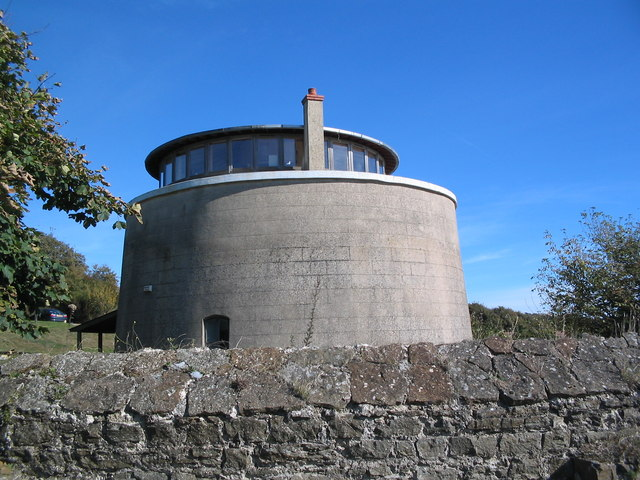 Martello Tower 8
