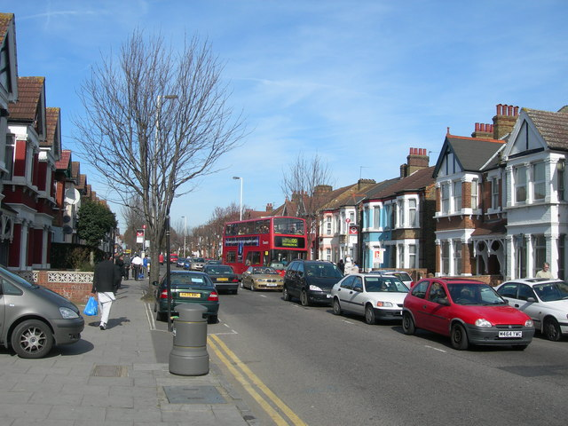 Lady Margaret Road, Southall
