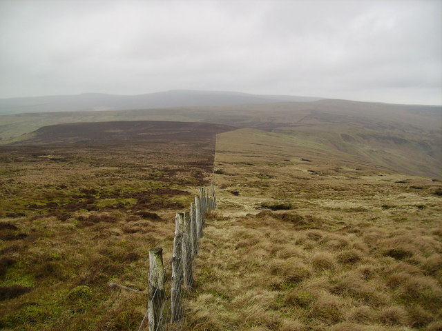 Fence, Winfold Fell