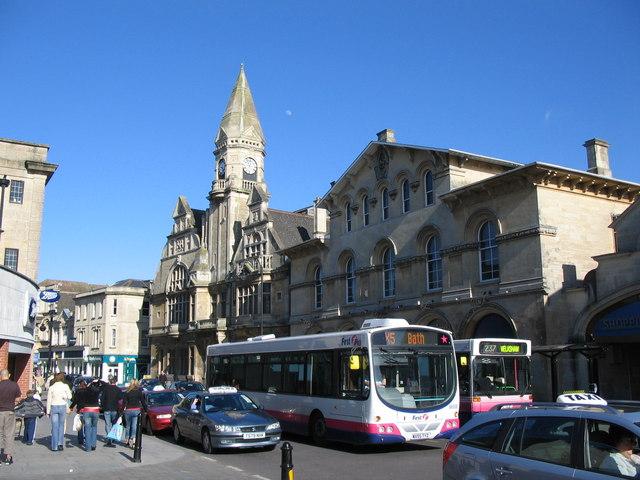 Market Street, Trowbridge