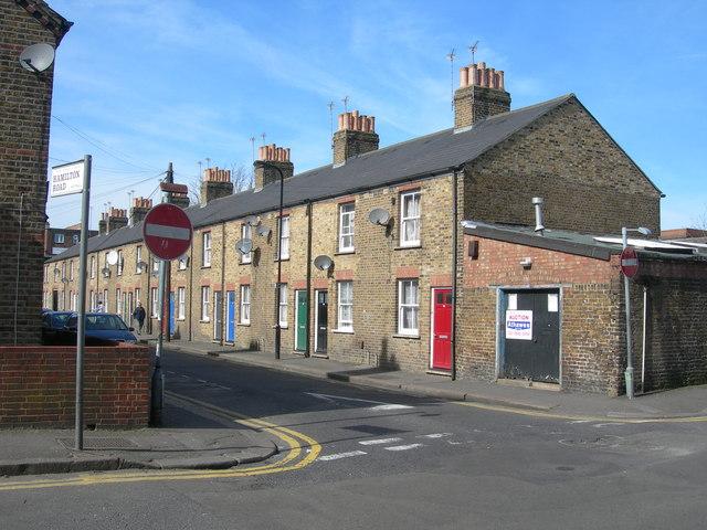 Hamilton Road, Southall