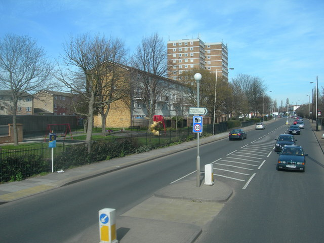 Greenford Road, Southall