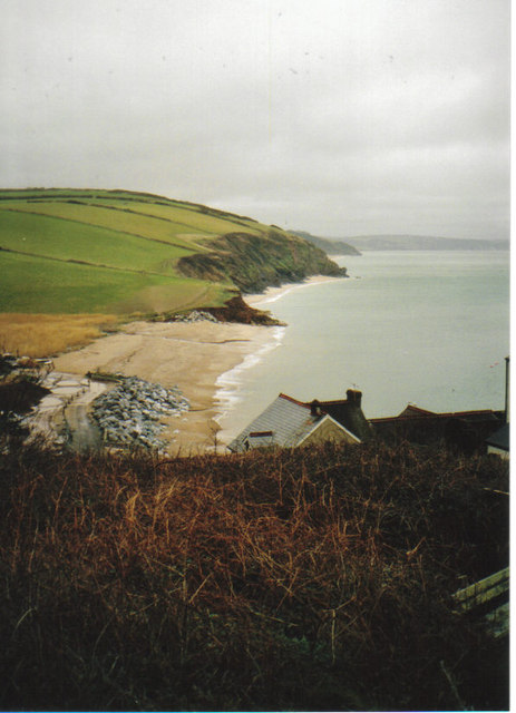 North Hallsands
