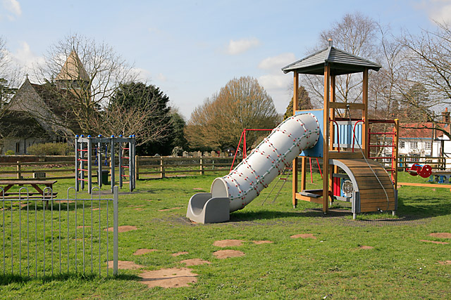 Children's playground, Whiteparish