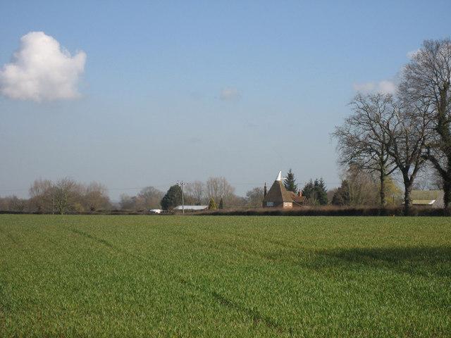 Oast House at Hamden Grange Farm, Bethersden Road, near Bethersden