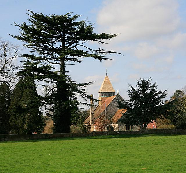 All Saint's church, Whiteparish
