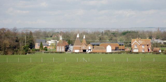 Lashenden Farm, Headcorn Road, near Biddenden