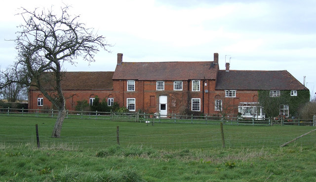Mere Hall, near Bobbington, Staffordshire