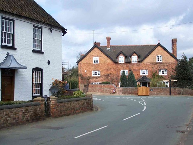 Farmhouse, Manor Farm, Trysull