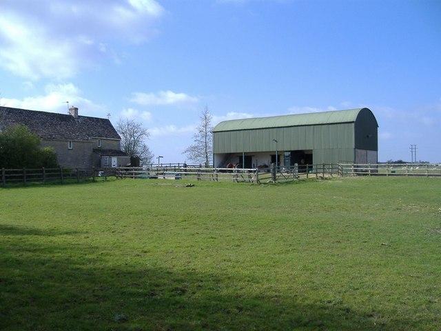 Barn at Woodlands