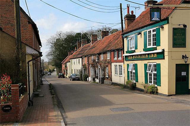 The Street, Whiteparish