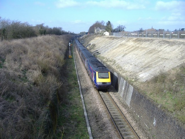 Kemble rail tunnel