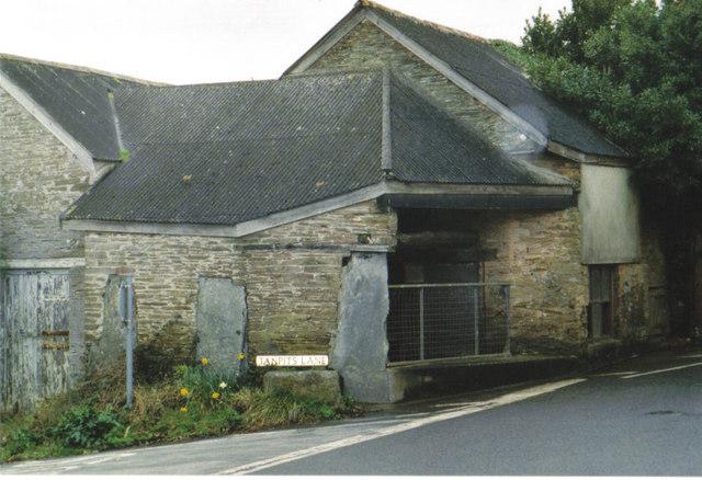 Old Forge, Chillington