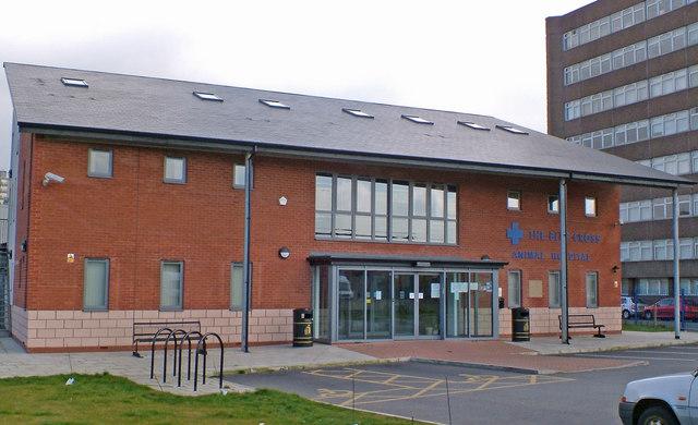 The Blue Cross Animal Hospital, Grimsby