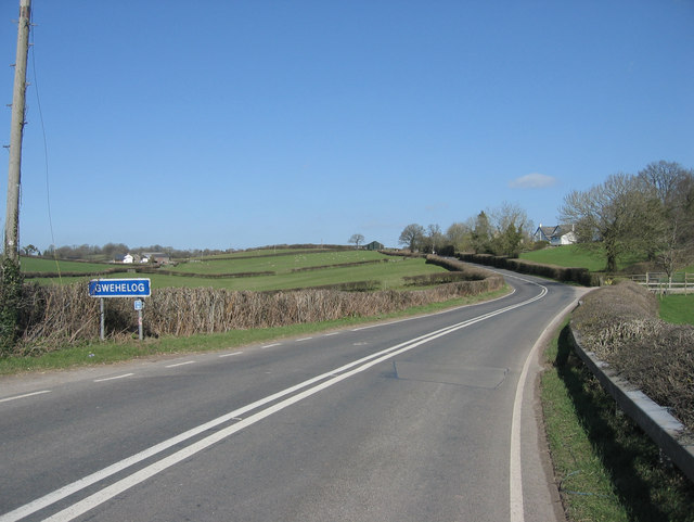 Gwehelog, Monmouthshire