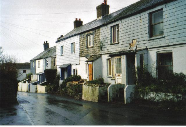 Cottages, East Allington