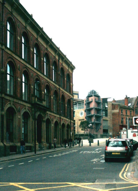 Cookridge Street