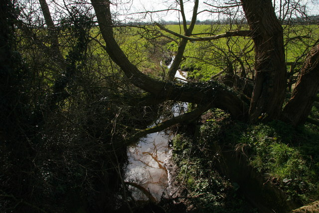 Crompton Brook , Cholmondeston