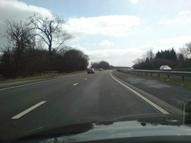 A1 Southbound