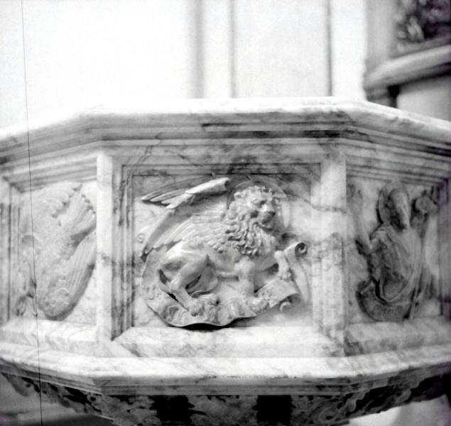 Clayton St. John the Baptist - Font
