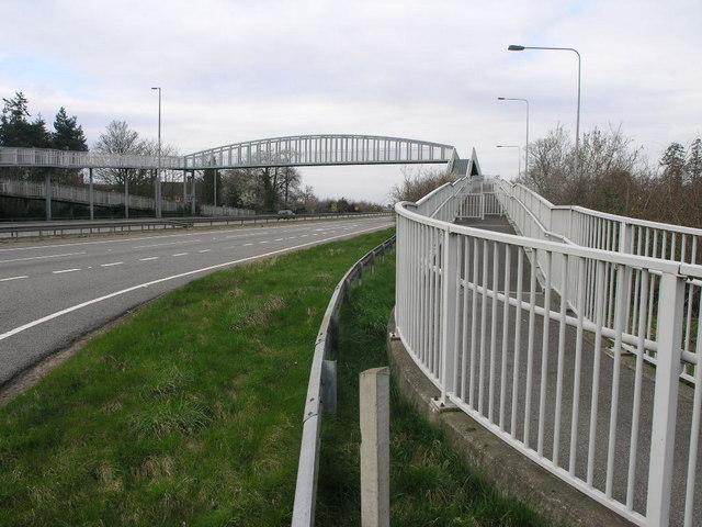 Long Footbridge