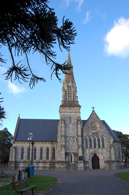 Church near Winton