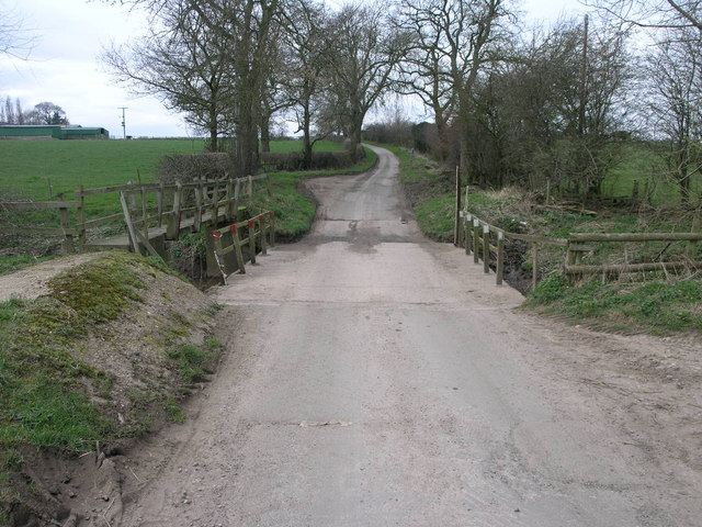 Footbridge and Ford