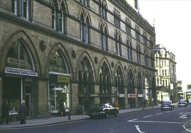 Bradford Wool Exchange
