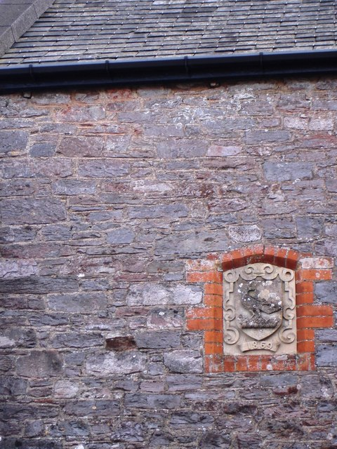 Decorative Plaque, Greenway Road, Galmpton
