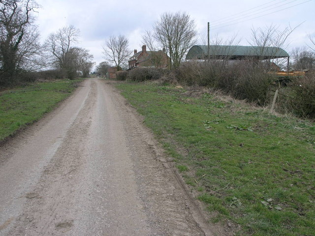 A Lane and a Farm