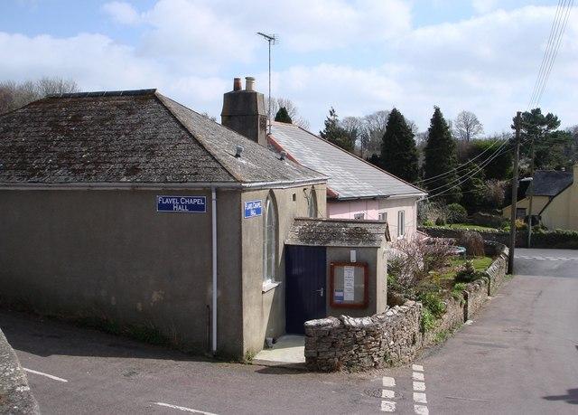 Flavel Chapel Hall, Galmpton