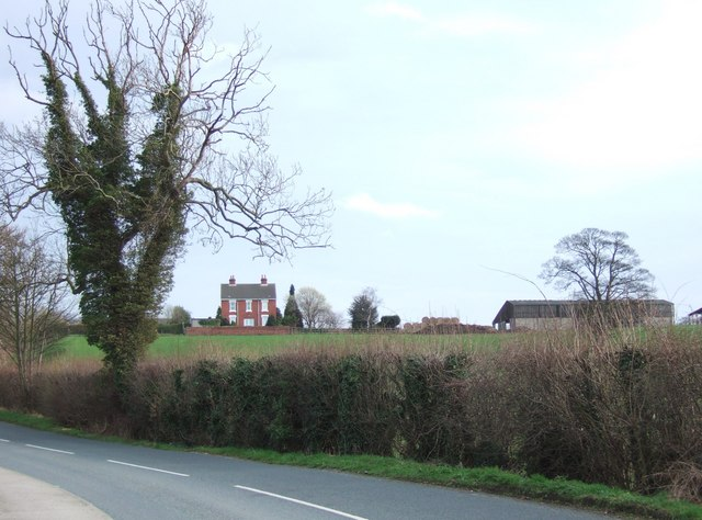 Hill Top Farm, Ackton