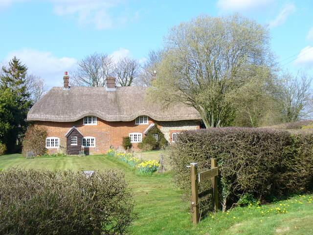 Common Cottages, Colemore Common