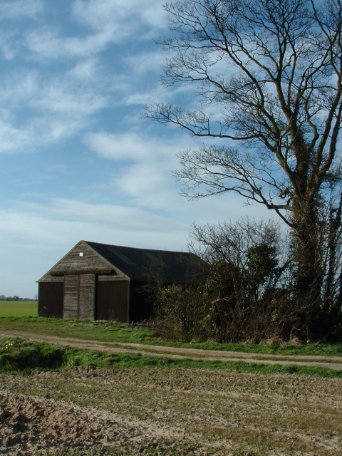 Barn, Avenue Road, Sutton Marsh
