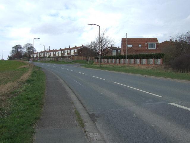 Ackton Estate near Featherstone