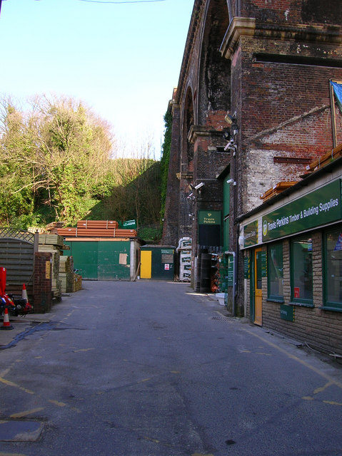 Travis Perkins Supply Yard, Beaconsfield Road